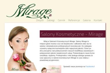 Salony Kosmetyczne - Mirage - Zabiegi na ciało Kraków