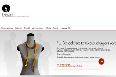 P.P.H.U. USŁUGI KRAWIECKIE EXPRESS EDYTA ŻAROMIŃSKA - Krawiectwo Łódź