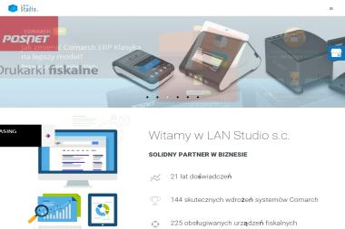 Lan Studio - Sieci komputerowe Rybnik