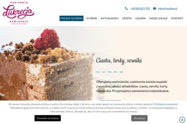 Cukiernia Lukrecja - Gastronomia Sochaczew