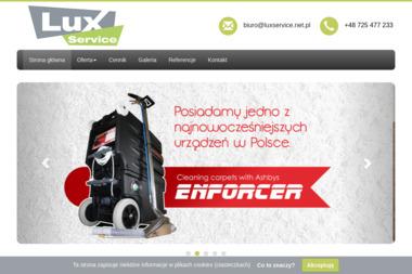 Lux Service - Pranie Tapicerki Meblowej Łódź