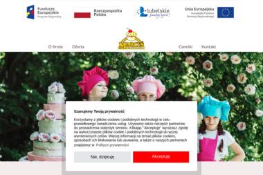 Ciastkarnia MARCYŚ - Cukiernia Biłgoraj