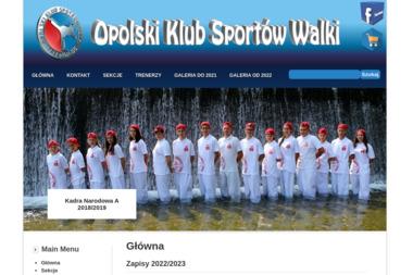 Opolski Klub Sportów Walki - Sporty walki, treningi Prudnik