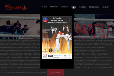 Mawashi - Sporty walki, treningi Chocznia