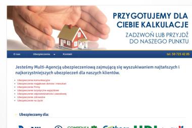 Multi-Agencja Ubezpieczeniowa Ewa Czarnul - Ubezpieczenie firmy Słupsk