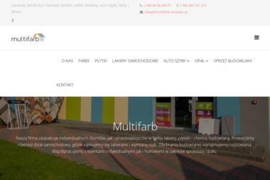 Multifarb - Skład opału Drawsko Pomorskie