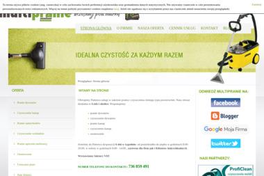 ALEMULTI Spółka Jawna - Czyszczenie Tapicerki Samochodowej Łódź
