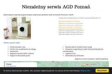 Niezależny serwis AGD - Naprawa piekarników i kuchenek Poznań