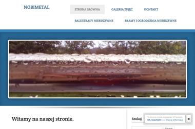 NOBIMETAL - Firma Spawalnicza Kłaj