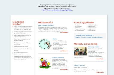 The New School of English - Szkoła językowa Kościerzyna