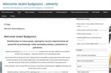 Wiercenie Studni Robert Bakalarz - Studnie głębinowe Bydgoszcz