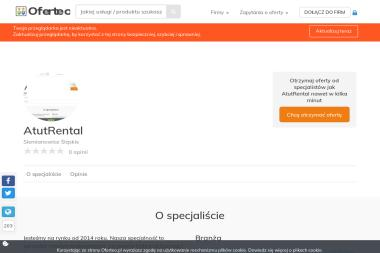 AtutRental - Dla przemysłu metalurgicznego Siemianowice Śląskie