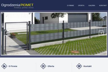 PIOMET - Ogrodzenie Siatkowe Świerklany
