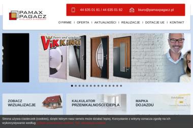 PHU PAMAX-PAGACZ - Drzwi Zewnętrzne Bełchatów
