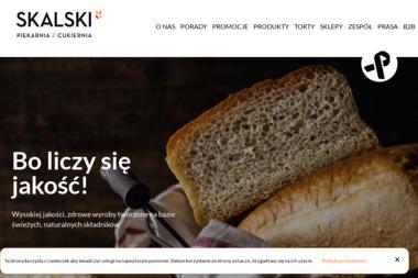 SKALSKI Piekarnia & Cukiernia - Cukiernia Ostrowiec Świętokrzyski