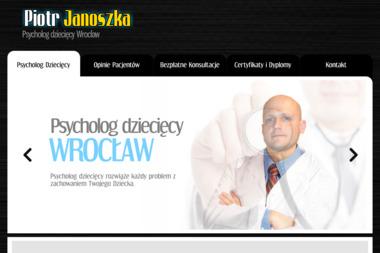 psycholog dziecięcy Wrocław - Psycholog Wrocław