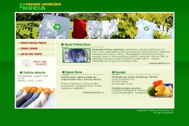 """Ekologiczny Salon Pralniczy """"KUCIA"""" - Czyszczenie Tapicerki Meblowej Żywiec"""