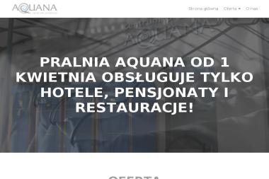 Pralnia Aquana - Czyszczenie Tapicerki Samochodowej Bolesławiec