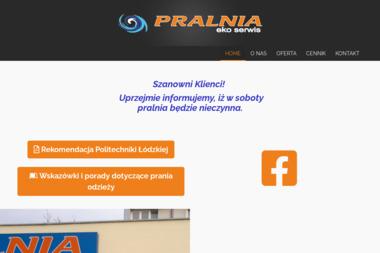 PRALNIA Eko Serwis - Usługi Prasowania Łódź