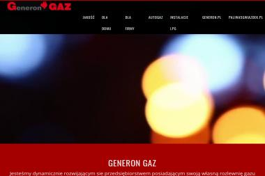 Generon - Dostawa Gazu Do Domu Grudziądz