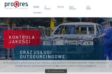 ProQres Poland - Outsourcing pracowników Łódź