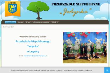 Przedszkole Niepubliczne Jedynka - Przedszkole Legnica