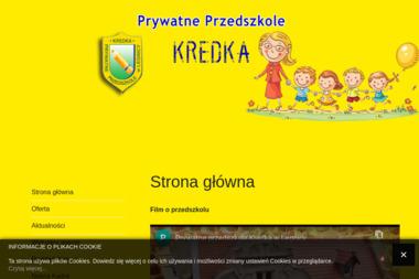 Przedszkole Kredka - Przedszkole Legnica