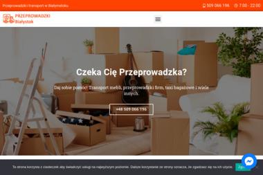 Przeprowadzki Białystok - Przeprowadzki Białystok