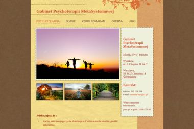Gabinet Psychoterapii MetaSystemowej - Psycholog Wyszków