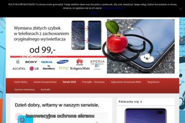QualityPC - Serwis komputerów, telefonów, internetu Łódź
