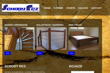 SCHODY RCZ - Schody drewniane Jelcz-Laskowice