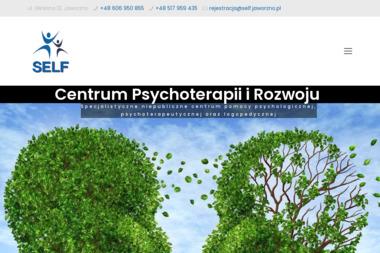 Centrum Rozwoju Osobistego i Psychoterapii SELF - Terapia uzależnień Jaworzno