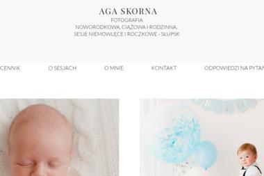 Fotograf Agnieszka Skorna - Kotkowska - Sesje zdjęciowe Słupsk
