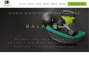 Studio Balance - Dietetyk Suwałki