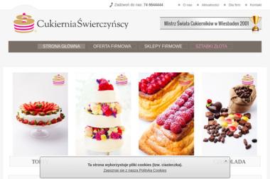 Cukiernia K. M. Świerczyńscy i Wspólnicy - Gastronomia Wałbrzych