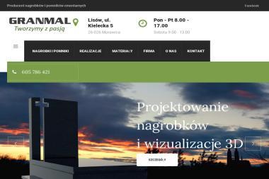 GRANMAL - Nagrobki Morawica