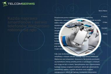 PHU TEL-COM SERWIS - Serwis komputerów, telefonów, internetu Wejherowo