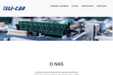 TELE-CAR - Serwis komputerów, telefonów, internetu Wejherowo