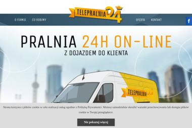 TELE PRALNIA 24 - Czyszczenie Tapicerki Samochodowej Łódź