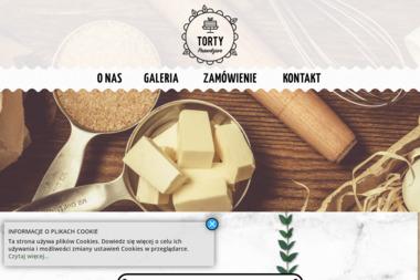 Torty Prawdziwe - Cukiernia Nowy Dwór Mazowiecki