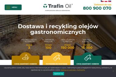 Trafin Oil - Usługi Kulinarne Ustroń