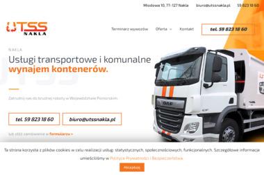 UTSS Nakla - Usługi komunalne Nakla