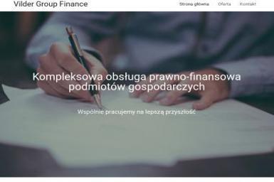 Vilder Group Finance - Windykacja Tomaszów Mazowiecki