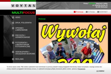 VOYTAS - Wywoływanie zdjęć Wolsztyn