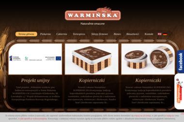 Piekarnia Warmińska - Cukiernia Braniewo
