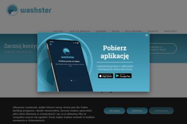 Washster - Pranie i prasowanie Warszawa