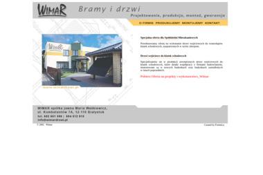 WIMAR - Bramy Garażowe Białystok