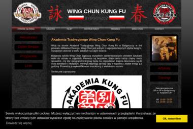 Wing Chun Kung Fu - Sporty walki, treningi Bydgoszcz