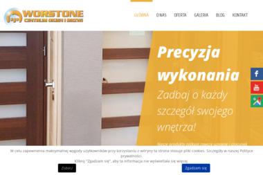 Worstone - Bramy Ogrodzeniowe Sochaczew