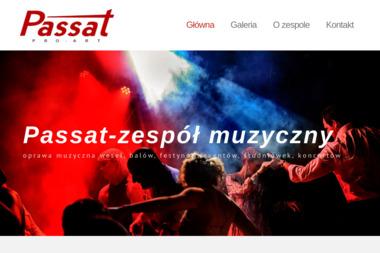 PASSAT zespó艂 muzyczny - Zespó艂 muzyczny Bia艂a Podlaska